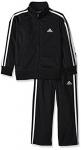 adidas Boys' Iconic Tricot Jacket and Pant Set