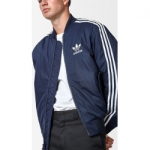 Adidas MA-1 Padded Navy Track Men's Jacket