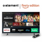 All-New Element 43-Inch 4K Ultra HD Smart LED TV – Fire TV Edition
