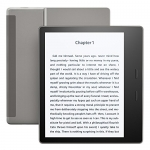 All-New Kindle Oasis E-reader – 7″ High-Resolution Display (300 ppi), Waterproof, Built-In Audible, 32 GB, Wi-Fi + Free Cellular Connectivity