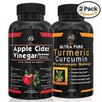 Apple Cider Vinegar &Turmeric Supplements