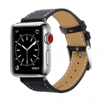 Marge Plus Apple Watch Band Genuine Leather iWatch Strap for Apple Watch Series