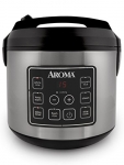 Aroma Housewares 20 Cup Cooked (10 cup uncooked) Digital Rice Cooker