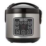 Aroma Housewares 8-Cup Digital Cool-Touch Rice Cooker