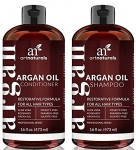 Art Naturals Organic Moroccan Argan Oil Shampoo and Conditioner
