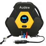 AUDEW Portable Air Compressor Pump, Auto Digital Tire Inflator