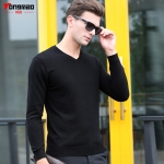 Men's 100% Cashmere V-Neck Sweater