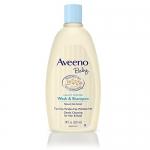 Aveeno Baby Wash & Shampoo For Hair & Body, Tear-Free