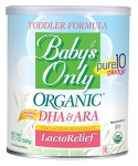 Baby's Only Organic LactoRelief with DHA & ARA