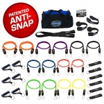 Bodylastics Stackable Tension Resistance Bands Sets