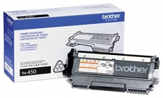 Brother TN450 High-Yield Toner Cartridge Black