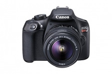 Canon EOS Rebel T6 Digital SLR Camera with 18-55mm