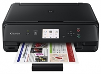 Canon PIXMA TS5020 BK Wireless color Printer