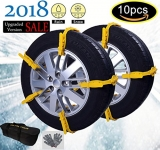 Snow Chains Car Anti Slip Tire Chains