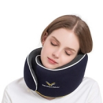 ComfoArray Travel Pillow, Neck Pillow for Airplane and Car