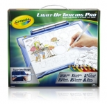 Crayola Light-up Tracing Pad – Blue, Coloring Board for Kids