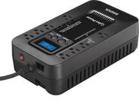 CyberPower EC650LCD Ecologic 650VA/390-Watts Energy Efficient Desktop LCD UPS