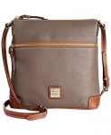 Dooney & Bourke Pebble Leather Crossbody Handbag