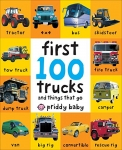 First 100 Trucks Kindle Edition by Roger Priddy