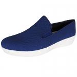 FitFlop Womens UBERKNIT™ Slip-On Sneakers