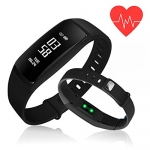 Fitness Tracker, Kirlor Blood Pressure Heart Rate Monitor