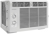 Frigidaire 5, 000 BTU 115V Window-Mounted Mini-Compact Air Conditioner