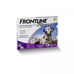 Frontline Plus- Flea and Tick Treatment For Dogs