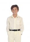 Gioberti Big Boys Solid Dress Shirt