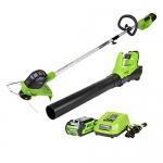 Cordless String Trimmer & Blower Combo Pack