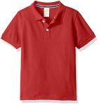 Gymboree Little Boys' Pique Polo Uniform Shirt