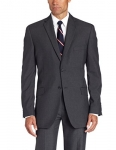 Haggar Men's Tailored-Fit Two-Button Suit