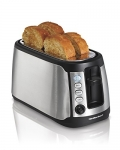 Hamilton Beach 4-Slice Long Slot Keep Warm Toaster
