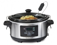 Hamilton Beach Set & Forget Programmable Slow Cooker