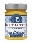 Himalayan Pink Salt Grass-Fed Ghee Butter by 4th & Heart