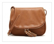 Hot Sale Tassel Women Bag Leather Handbags Cross Body Shoulder Bags