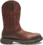 Javelina Western Steel-Toe EH Wellington Work Boot