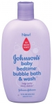 Johnson's Baby Bedtime Bubble Bath Lotion