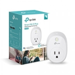 Kasa Smart Wi-Fi Plug w/Energy Monitoring by TP-Link