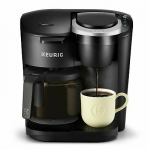 Keurig K-Duo Coffee Maker, Single Serve and 12-Cup Carafe