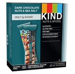 KIND Bars, Dark Chocolate Nuts & Sea Salt 12ct