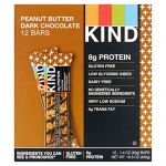 KIND Bars, Peanut Butter Dark Chocolate, 8g Protein