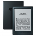 Kindle E-reader – Black, 6″ Glare-Free Touchscreen Display, Wi-Fi