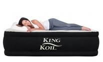 King Koil QUEEN SIZE Luxury Raised Air Mattress