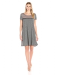 Lark & Ro Women's Short Sleeve Dress