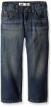 Levi's Little Boys' 505 Regular Fit Jeans