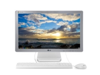 LG ChromeBase 22-Inch All-in-One Desktop