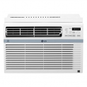 LG 10,000 BTU 115V Window-Mounted AIR Conditioner