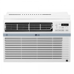 LG 10,000 BTU 115V Window-Mounted AIR Conditioner