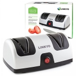 LINKYO Electric Knife Sharpener, Kitchen Knives