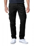 Men's Cargo Pants with Belt